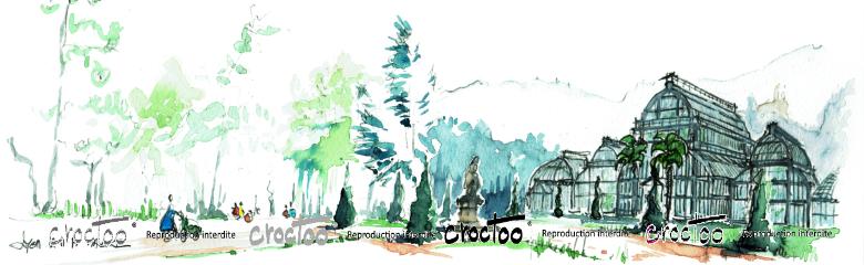 Lyon, Parc de la Tête d'Or